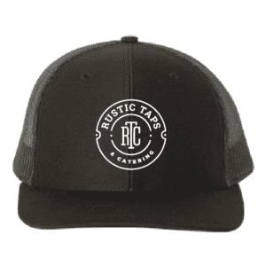 rustic taps maine trucker hat