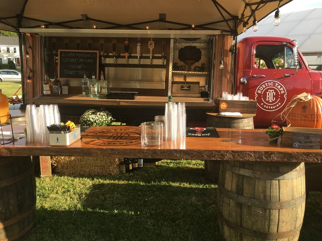 maine mobile bar and beer truck