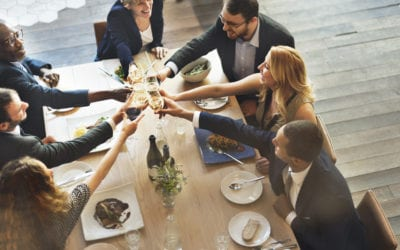 Things To Consider When Hosting a Corporate Event or Lunch for the Office.